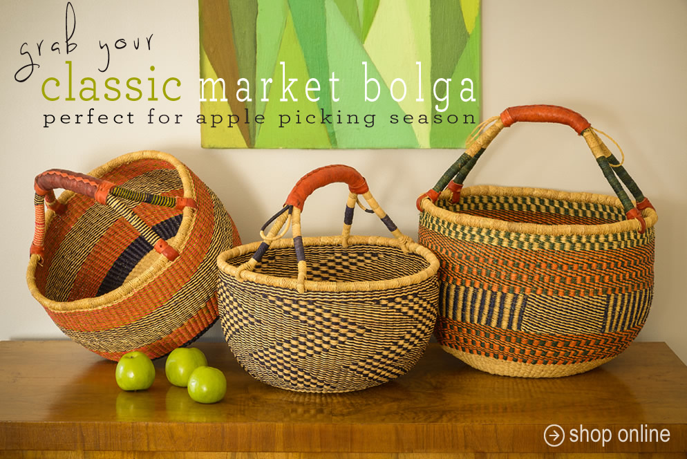 Classic Market Basket - Click here to Shop Now