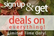 Signup for Deals