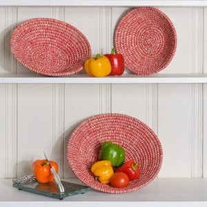 handwoven bowl