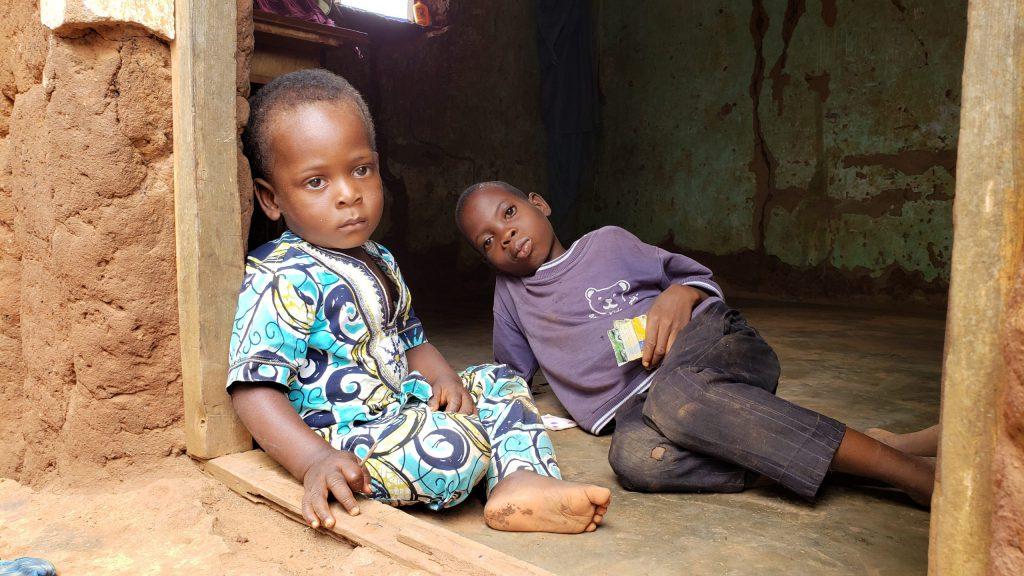 Children of new Ten by Three Artisans In Togo