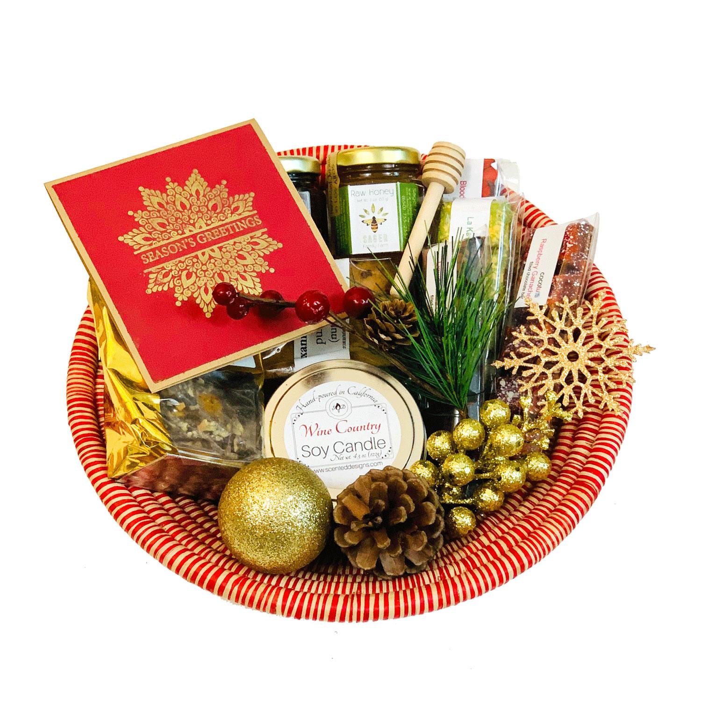 Blessing Gift Basket